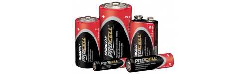 Duracell Procell elementai