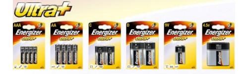 Energizer Ultra plus elementai