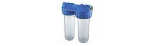 Vandens filtrai ir kasetės