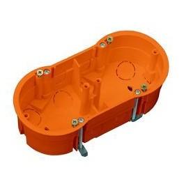 Dėžutė 2 vietų PK2 45mm Pawbol