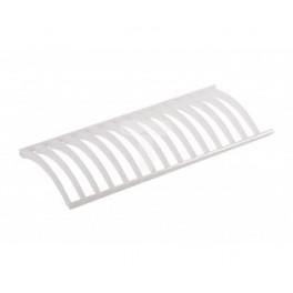 Grotelės šviestuvui VEGA (30cm) baltos
